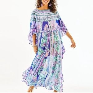 NWT Lilly Pulitzer Monnae Caftan Moroccan dress